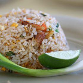 Basmati és jázmin rizsek