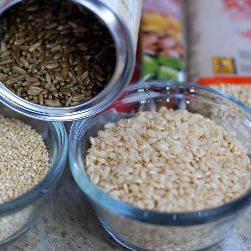 Rizs éd gabonafélék a Fűszeráruház kínálatában