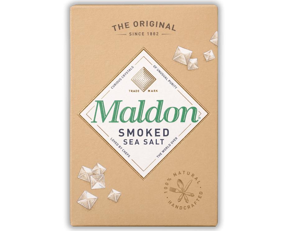 Maldon sópehely füstölt, 125 g