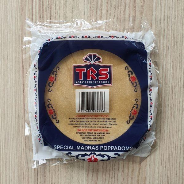 Papad - Indiai keletlen kenyér, 200 g