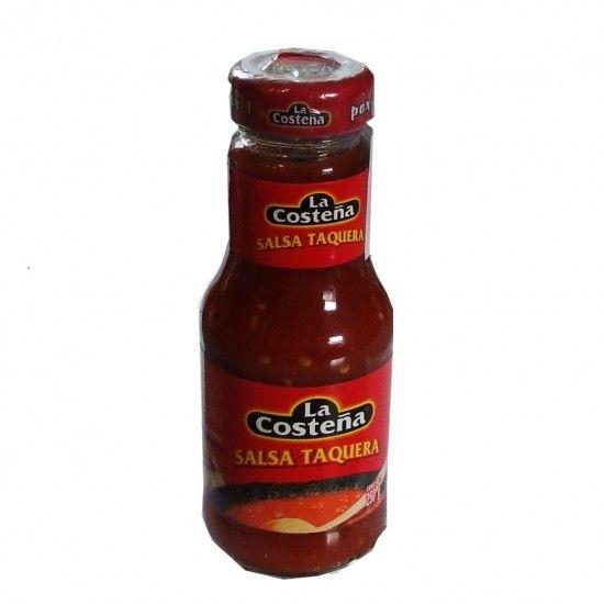 Salsa Taquera szósz, 250 g