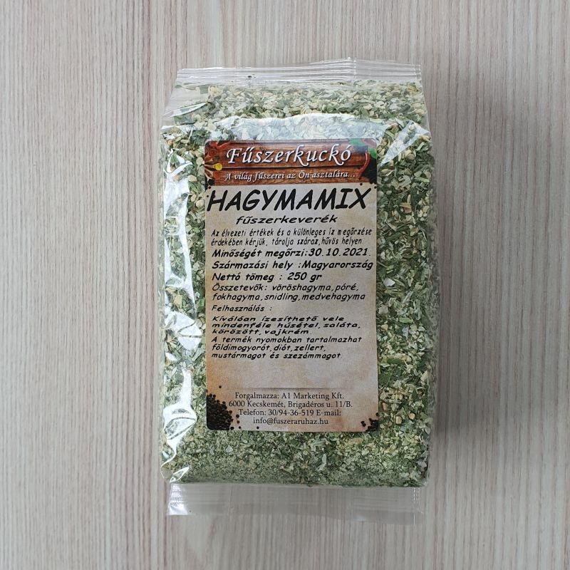 Hagymamix keverék, 250 g