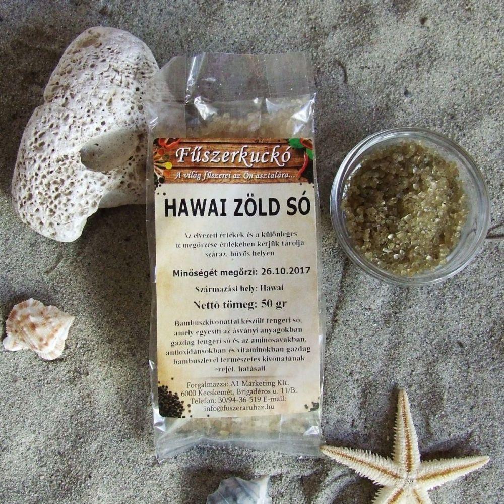 Hawai zöld só, 50 g