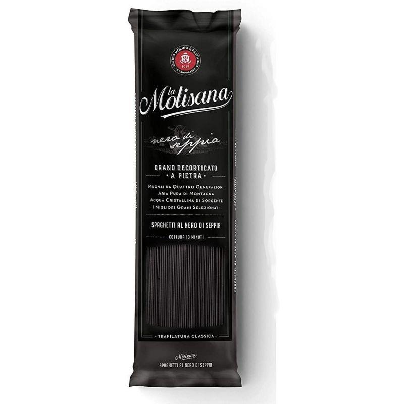 Tintahalas spagetti tészta teljes kiőrlésű lisztből, 500 g